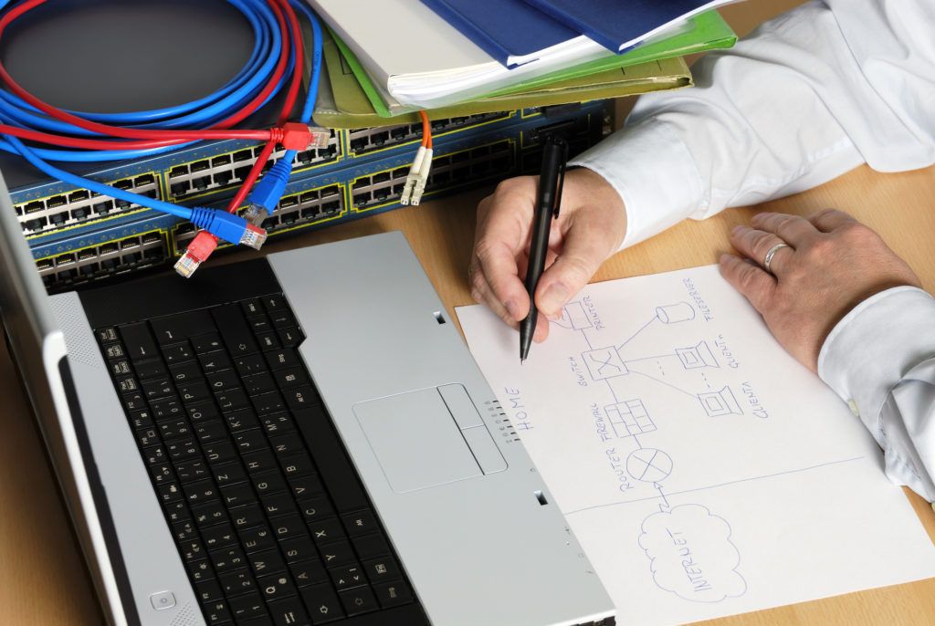 offshored network engineer